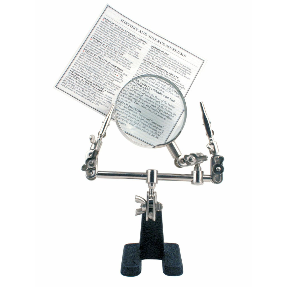 Little Helper Magnifying Glass & Base