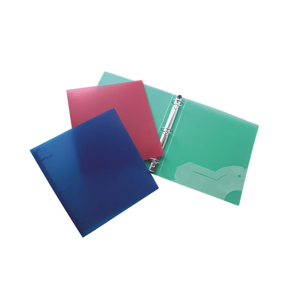3-Ring Binder Pick Your Color