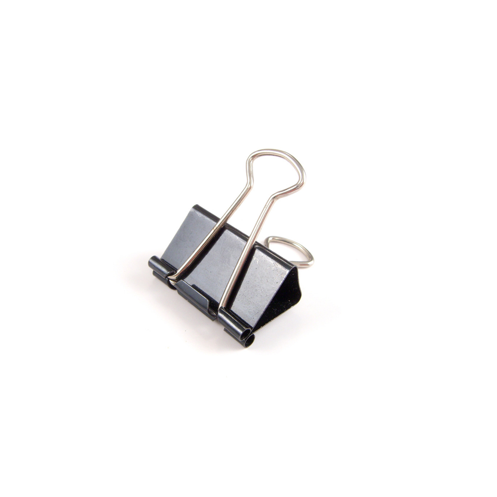 Binder Clips Medium 12/Pack