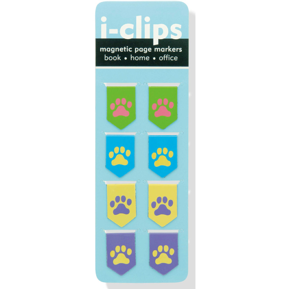 I-Clips: Pawprints