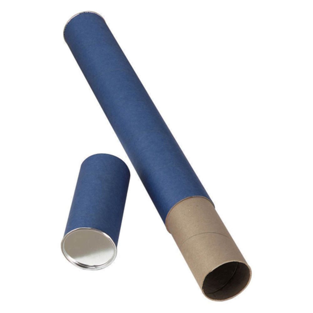 Fiberboard 31In Long Protective Tube