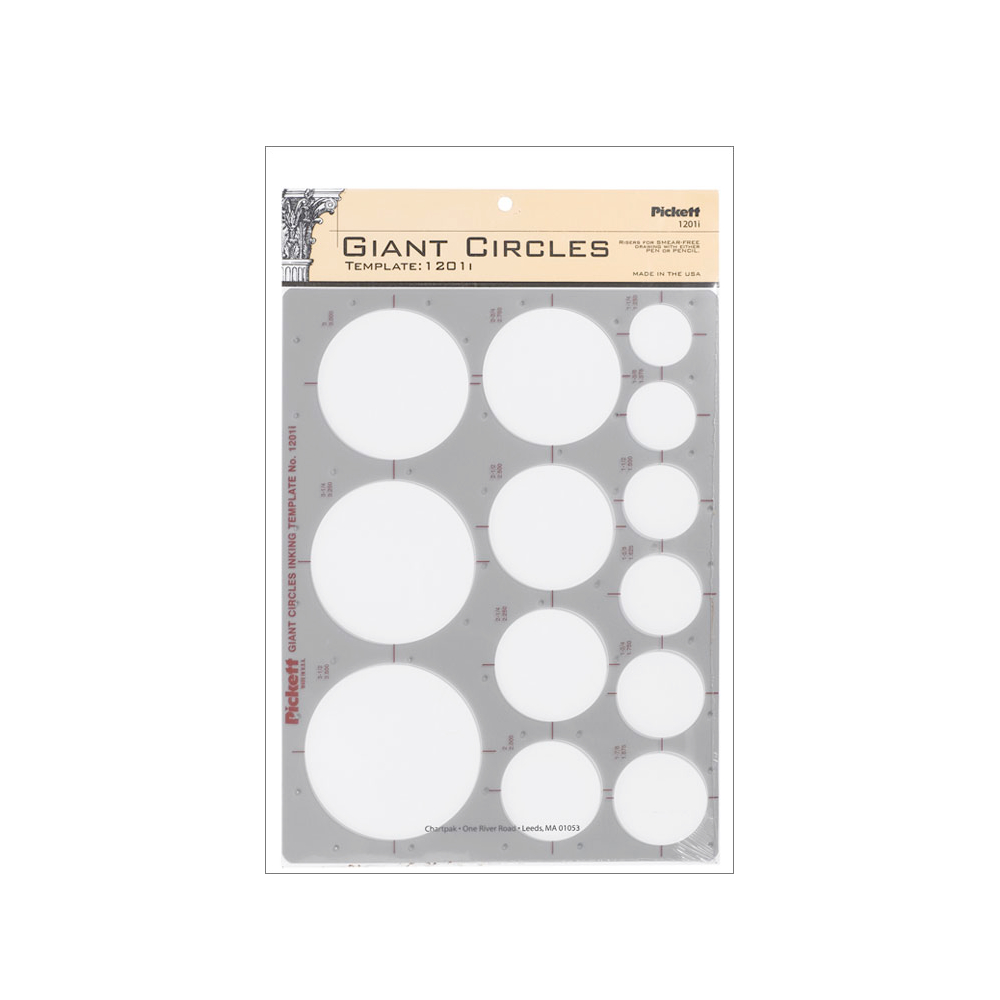 Circle and Square Templates