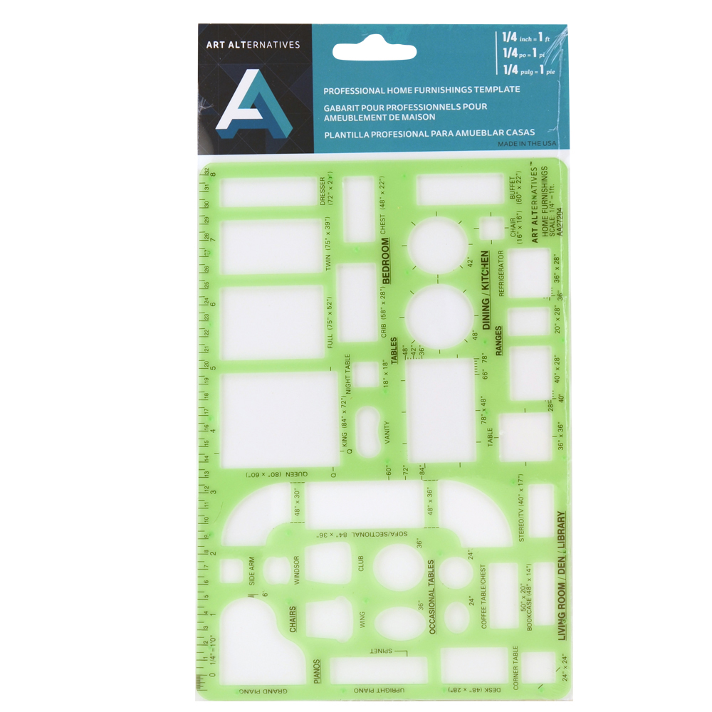 AA Professional Home Furnishing Template 1/4