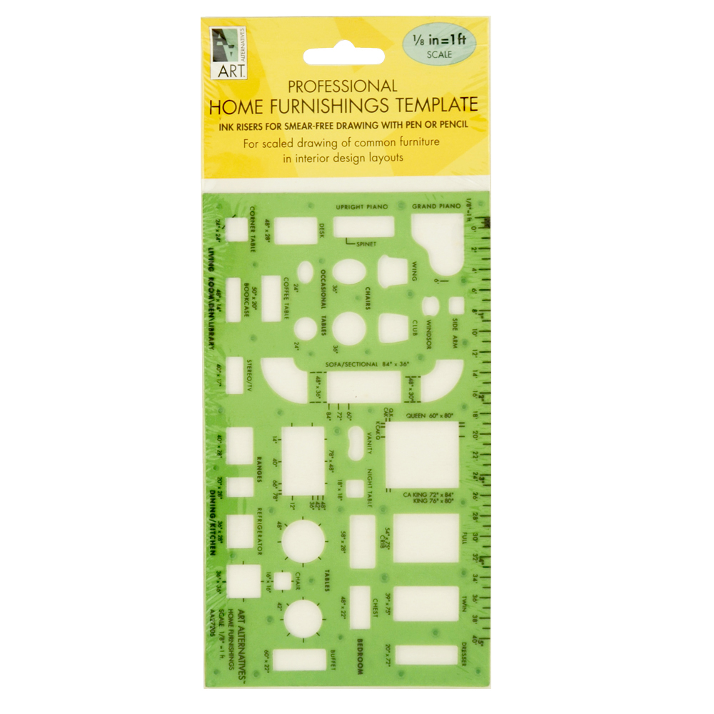 Aa Professional Home Furnishing Template 1/8