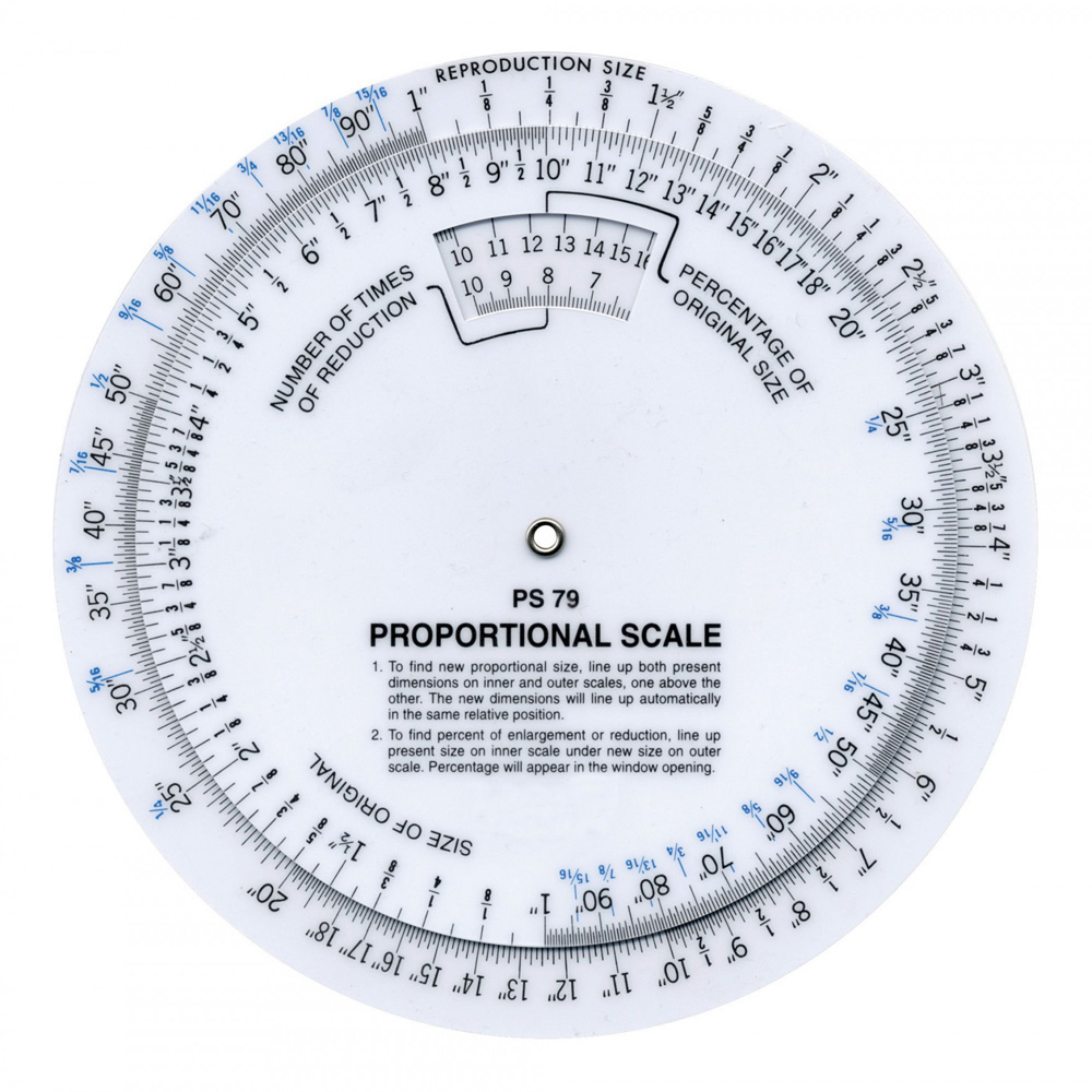 C-Thru Ps-80 Proportional Scale