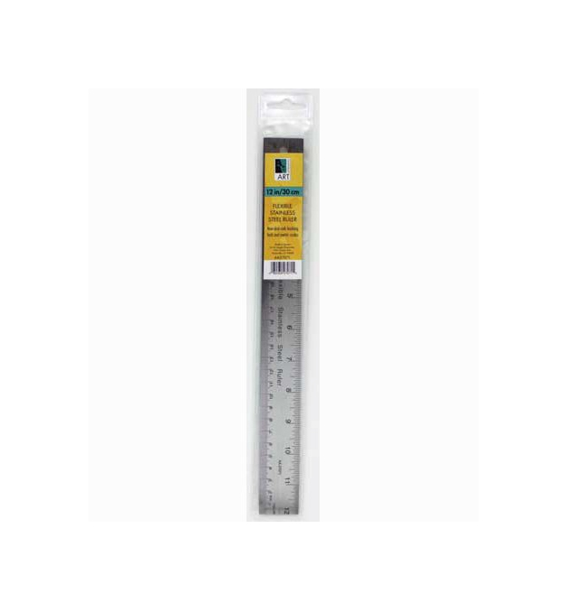 Aa Stainless Steel Corkback Ruler 24 Inch