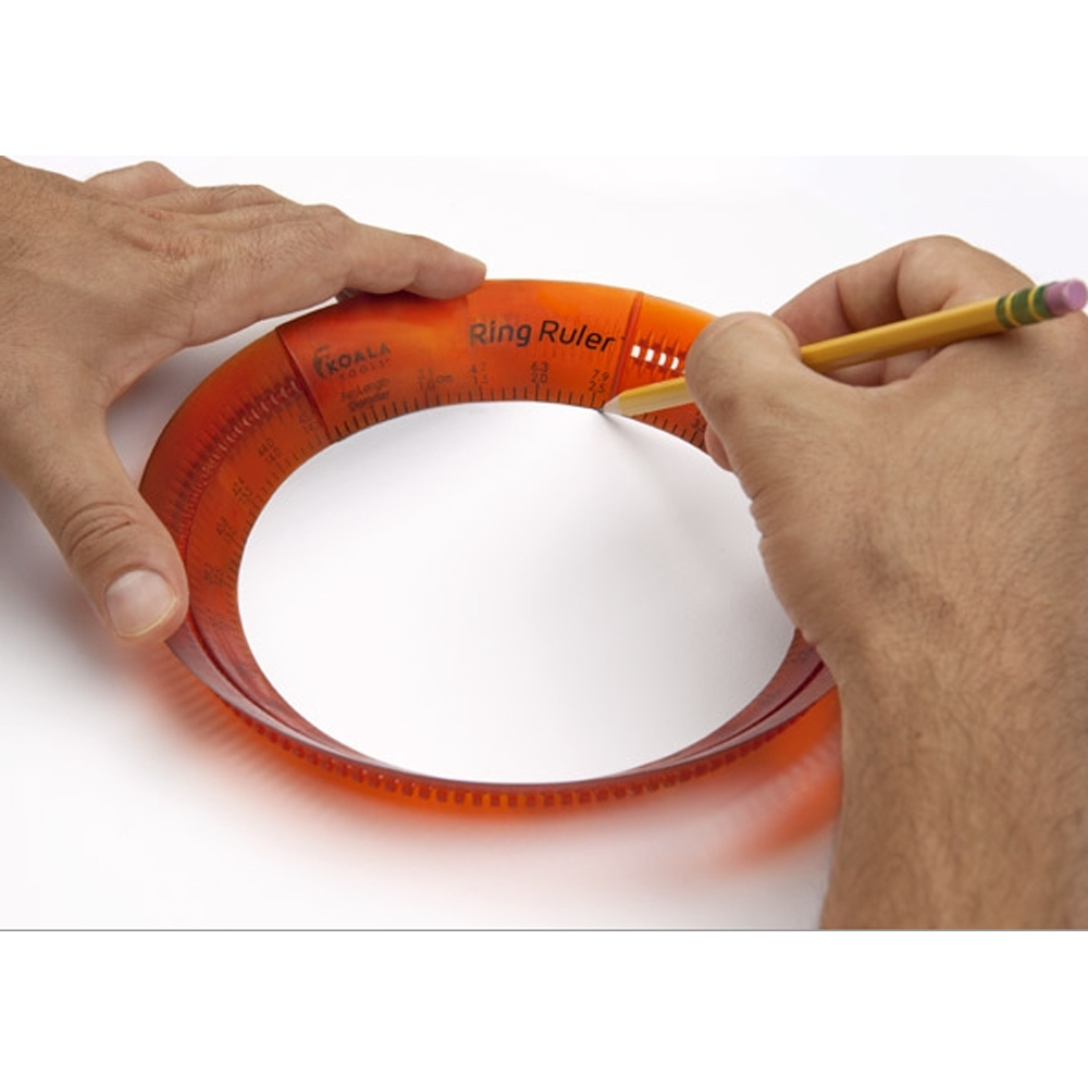 Koala Tools Ring Ruler Metric
