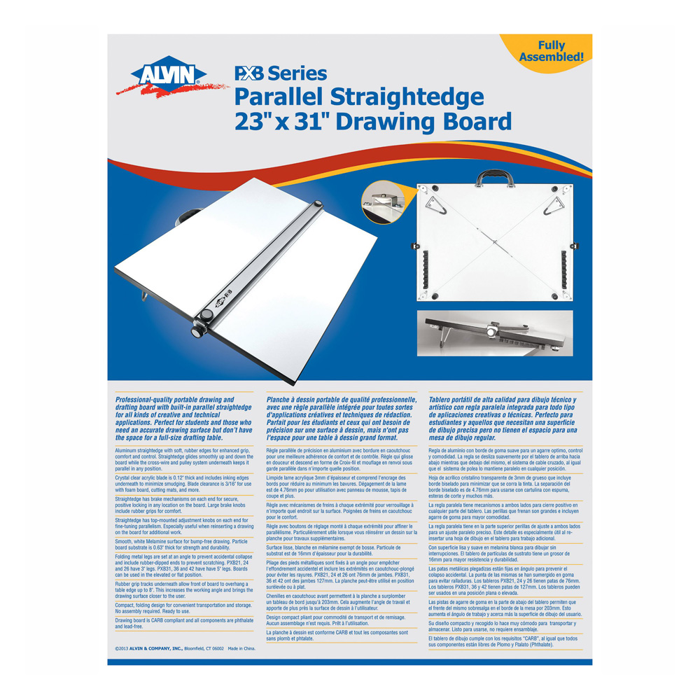 BUY Parallel Straight Edge Kit 23X31