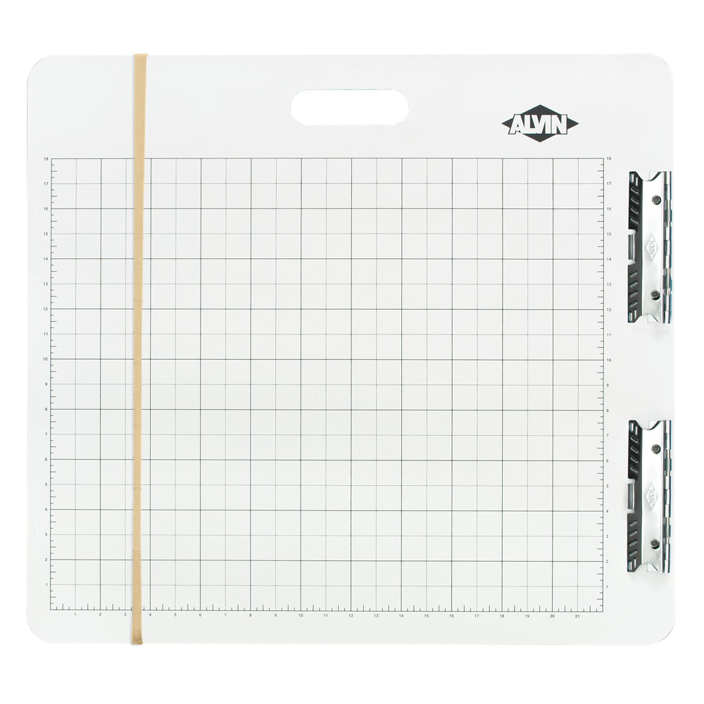 Heritage Gridded Field Sketch Board 23.5X26