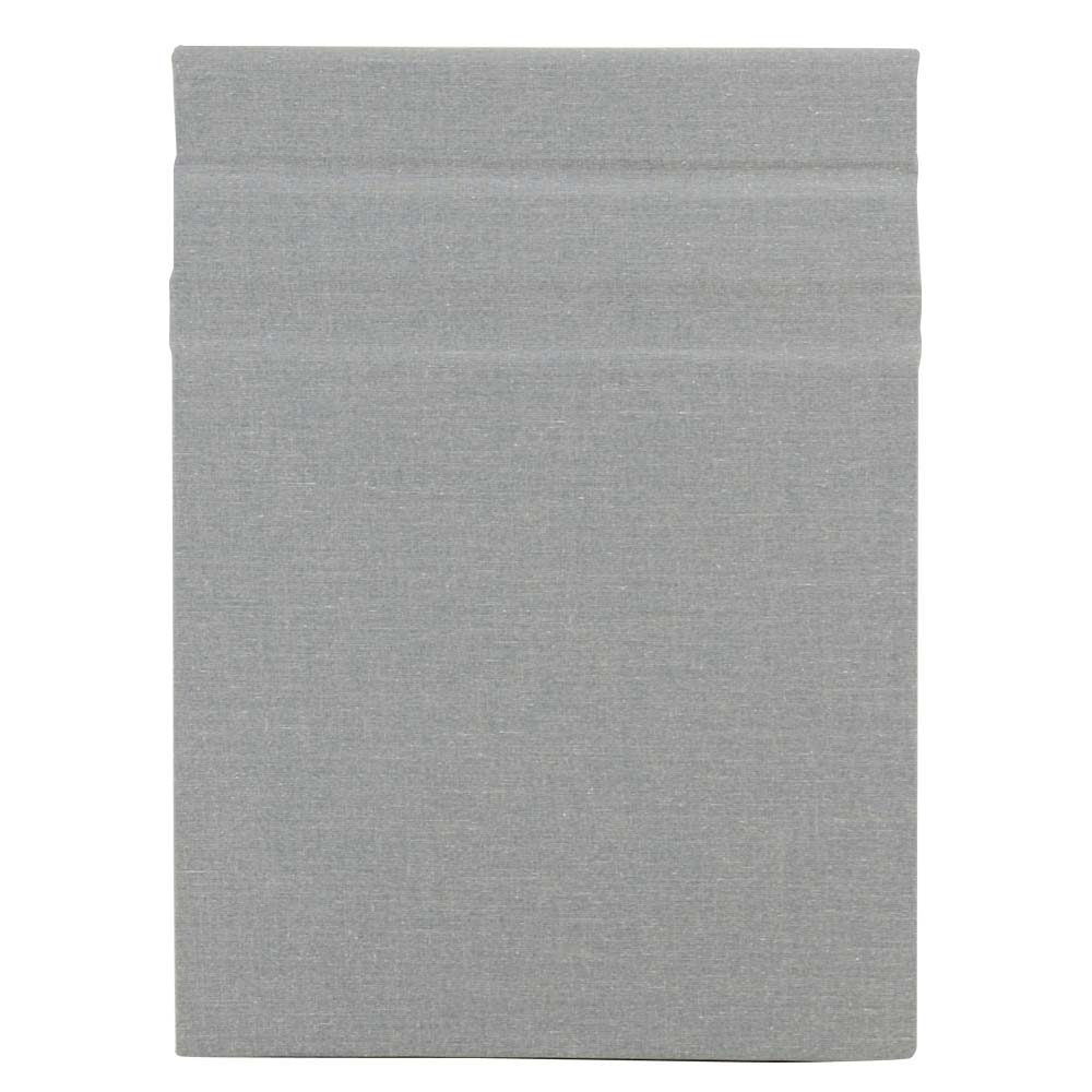 Clipbook Magnetic Clipboard Linen Dove 9X12