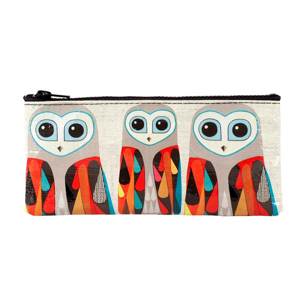 Blue Q Pencil Case Hoo-S Next