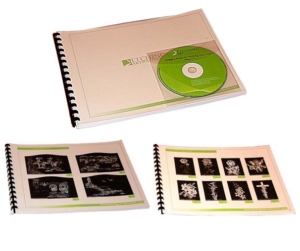 Etching Art Solution Image Library