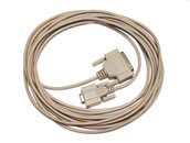 Allen Datagraph Cable 6 Foot 25-Pin To 9-Pin