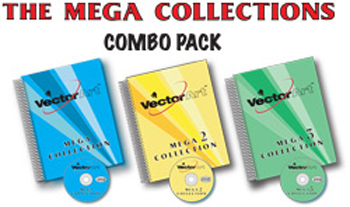 Vector Art Mega Collection Combo Pack