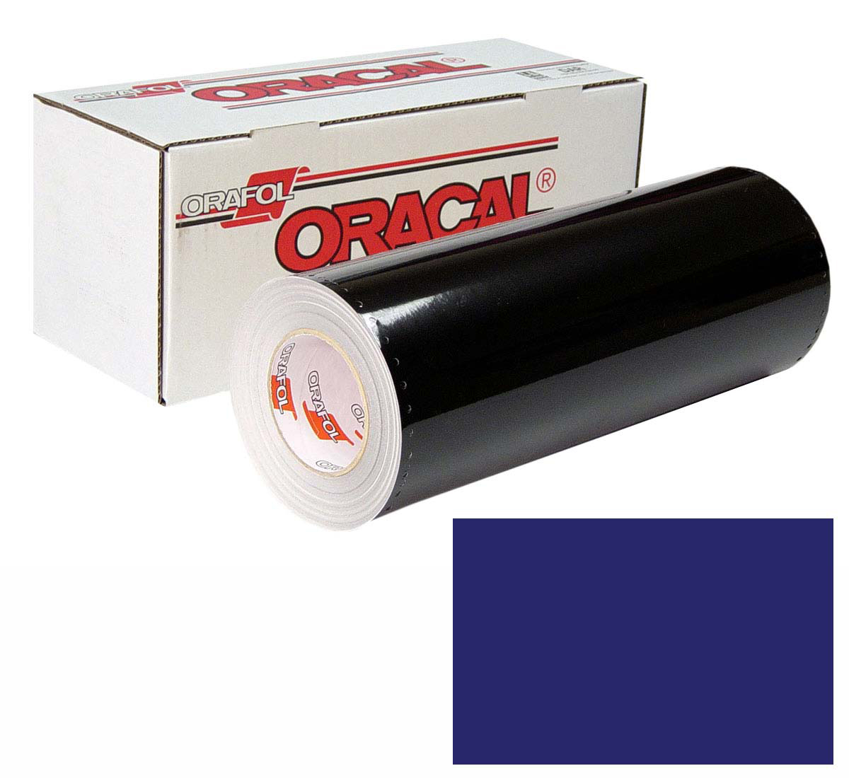 ORACAL 641 15in X 50yd 049 King Blue
