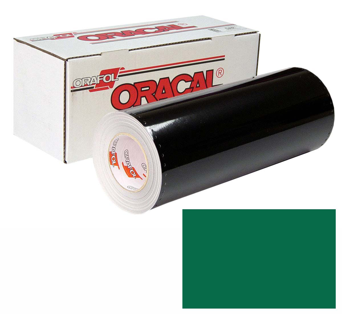 ORACAL 641 15In X 50Yd 060 Dark Green
