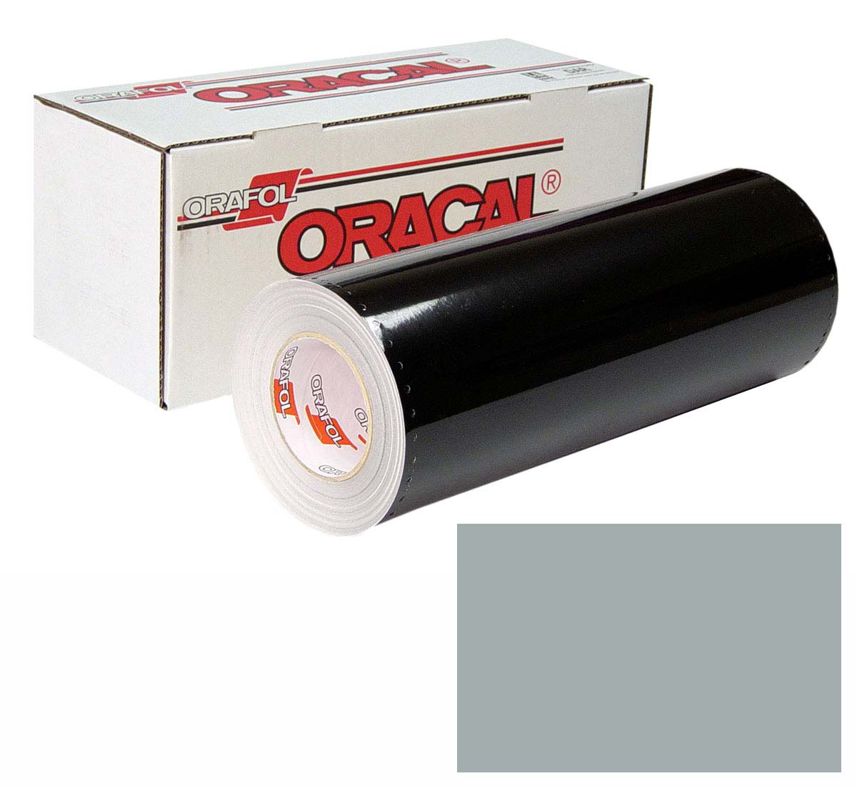 ORACAL 641 15In X 50Yd 076 Telegrey