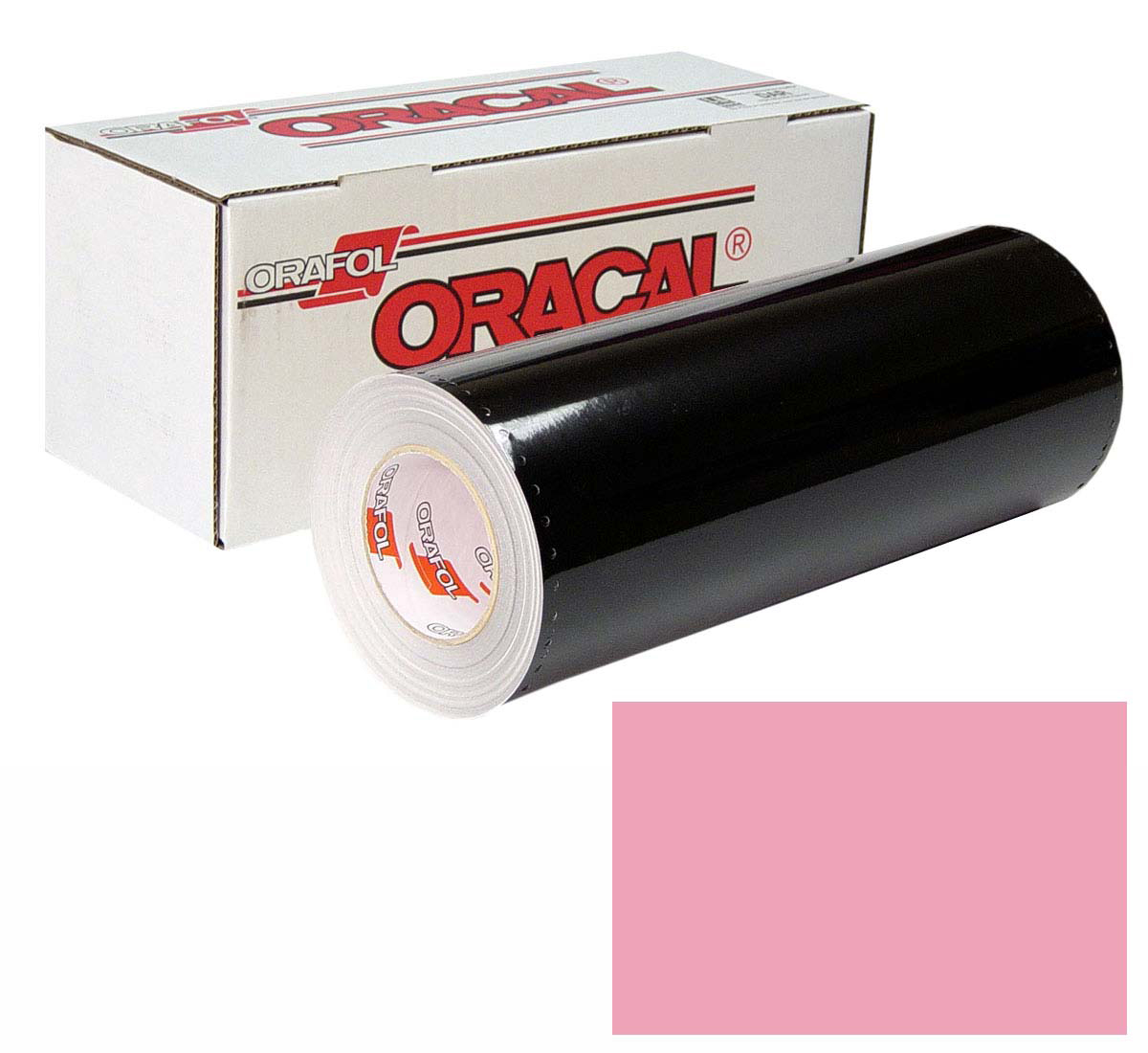 ORACAL 641 Unp 24in X 50yd 045 Soft Pink