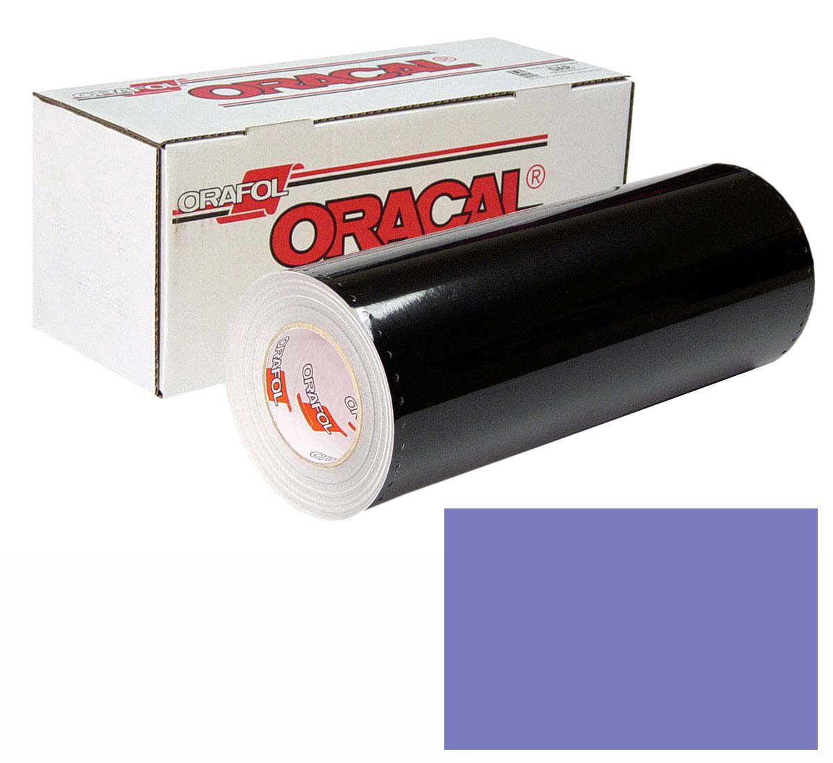 ORACAL 641 Unp 24in X 50yd 067 Blue