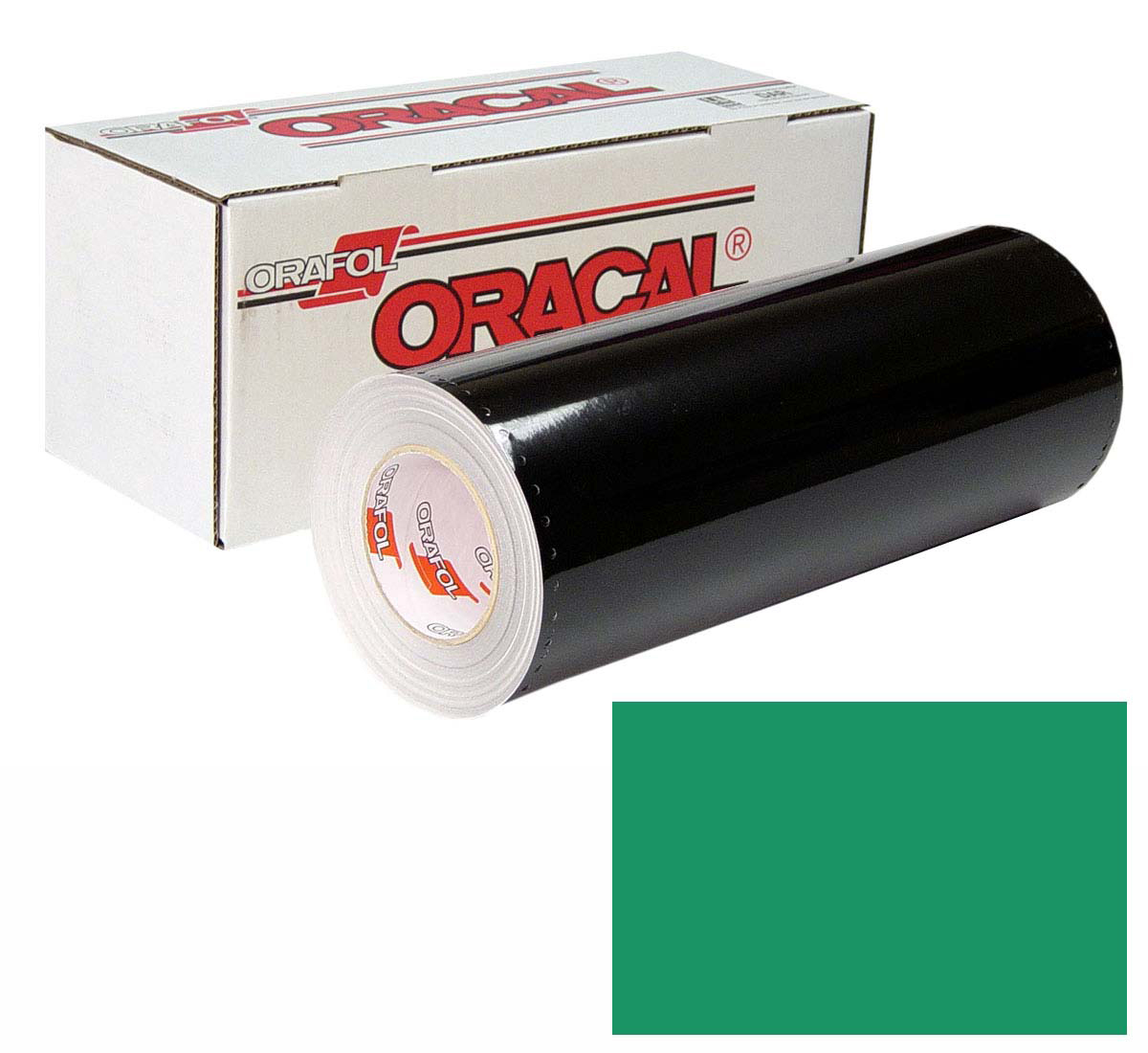 ORACAL 641 Unp 24In X 50Yd 062 Light Green
