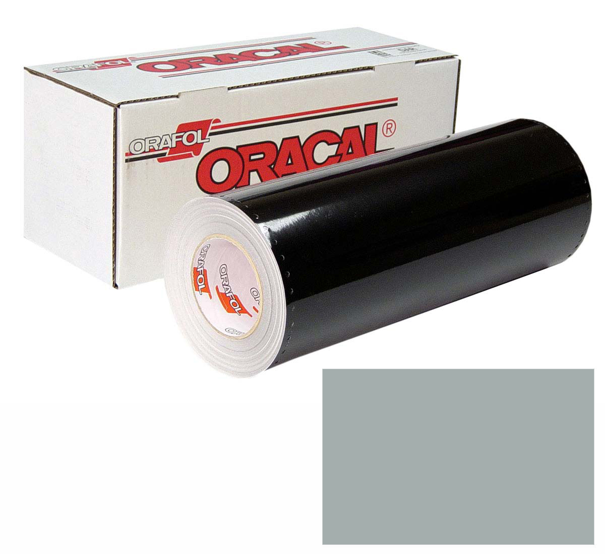 ORACAL 641 Unp 24in X 50yd 071 Grey