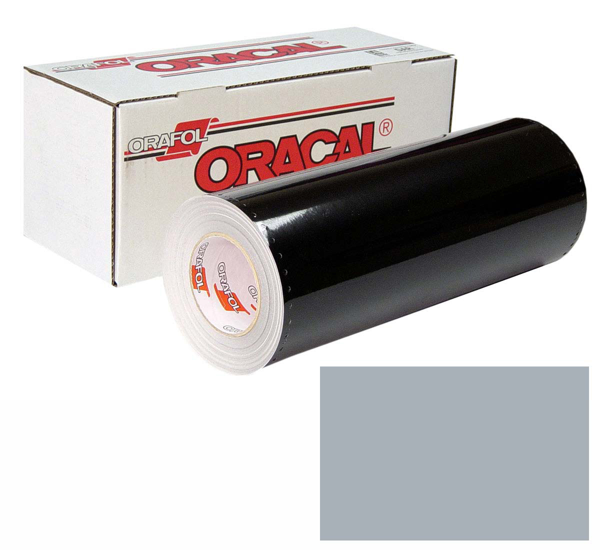 ORACAL 641 Unp 24In X 50Yd 090 Silver Grey