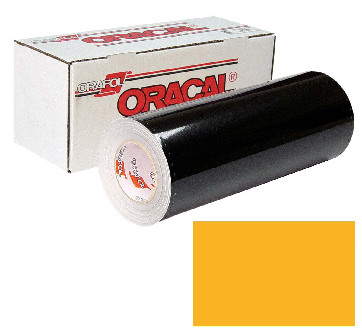 ORACAL 641 30in X 50yd 020 Golden Yellow