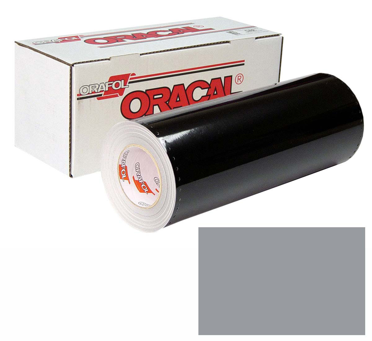 ORACAL 641 30in X 50yd 074 Middle Grey