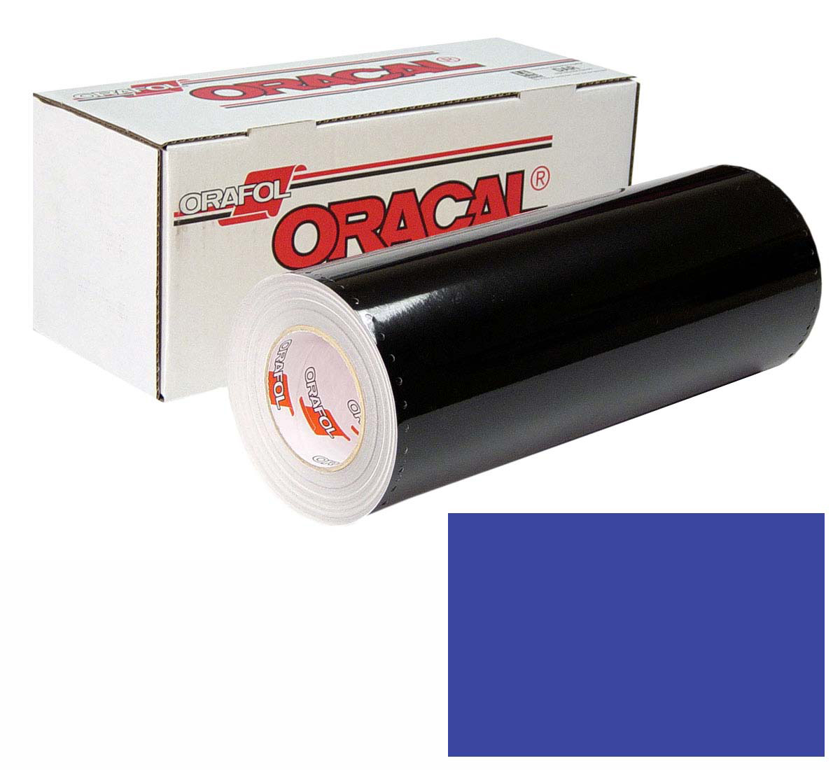 ORACAL 641 Unp 48in X 50yd 086 Brilliant Blue