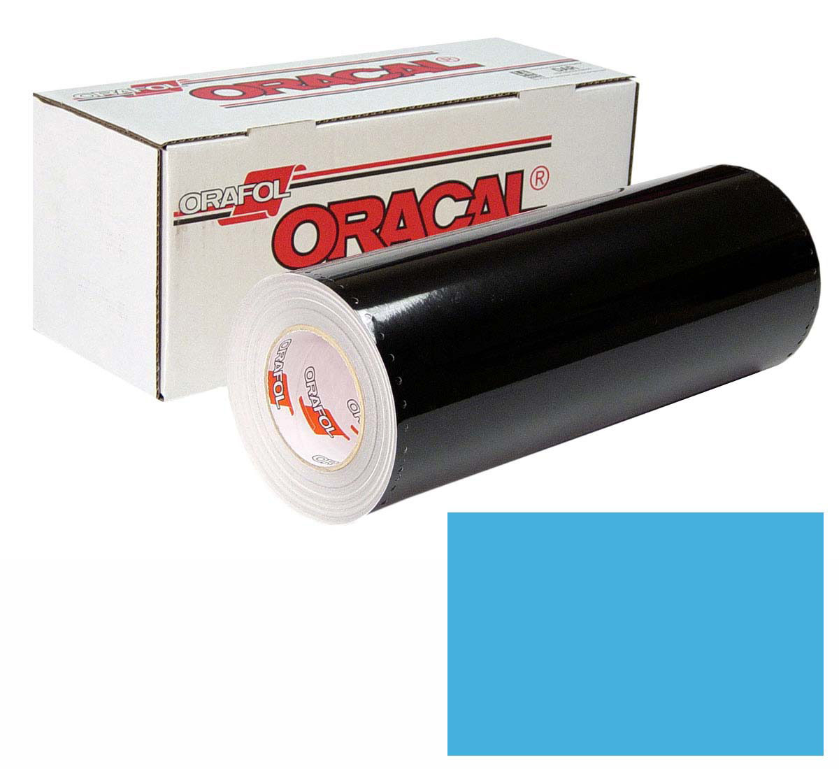 ORACAL 641 Unp 48in X 50yd 056 Ice Blue