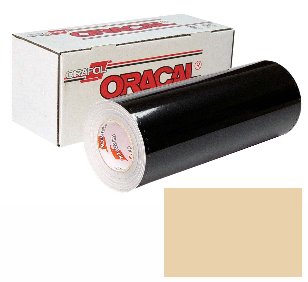 ORACAL 641 Unp 48in X 50yd 082 Beige