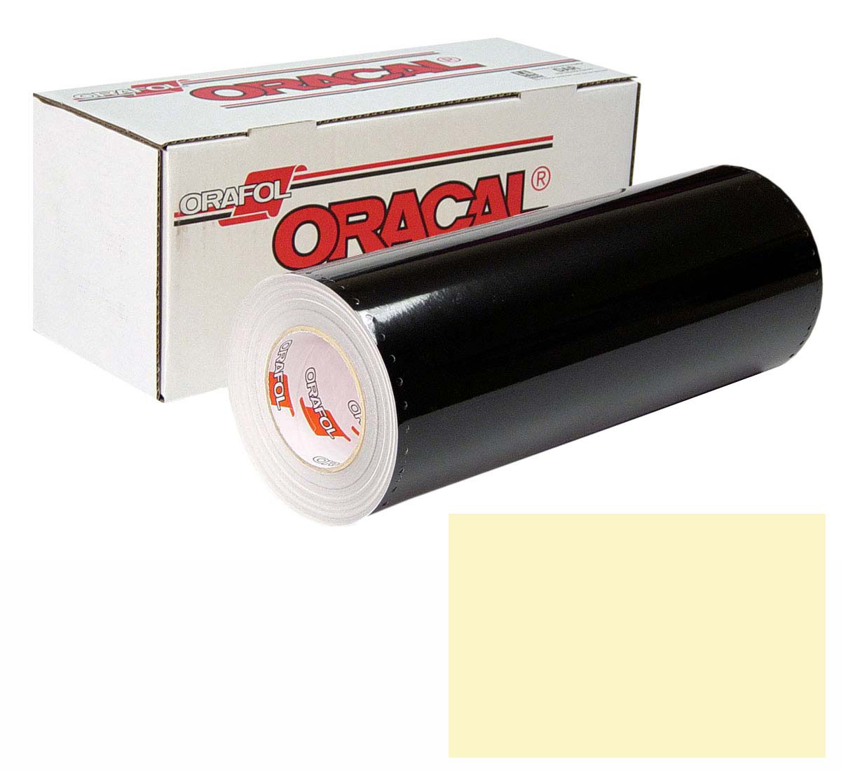 ORACAL 641 Unp 48in X 50yd 023 Cream