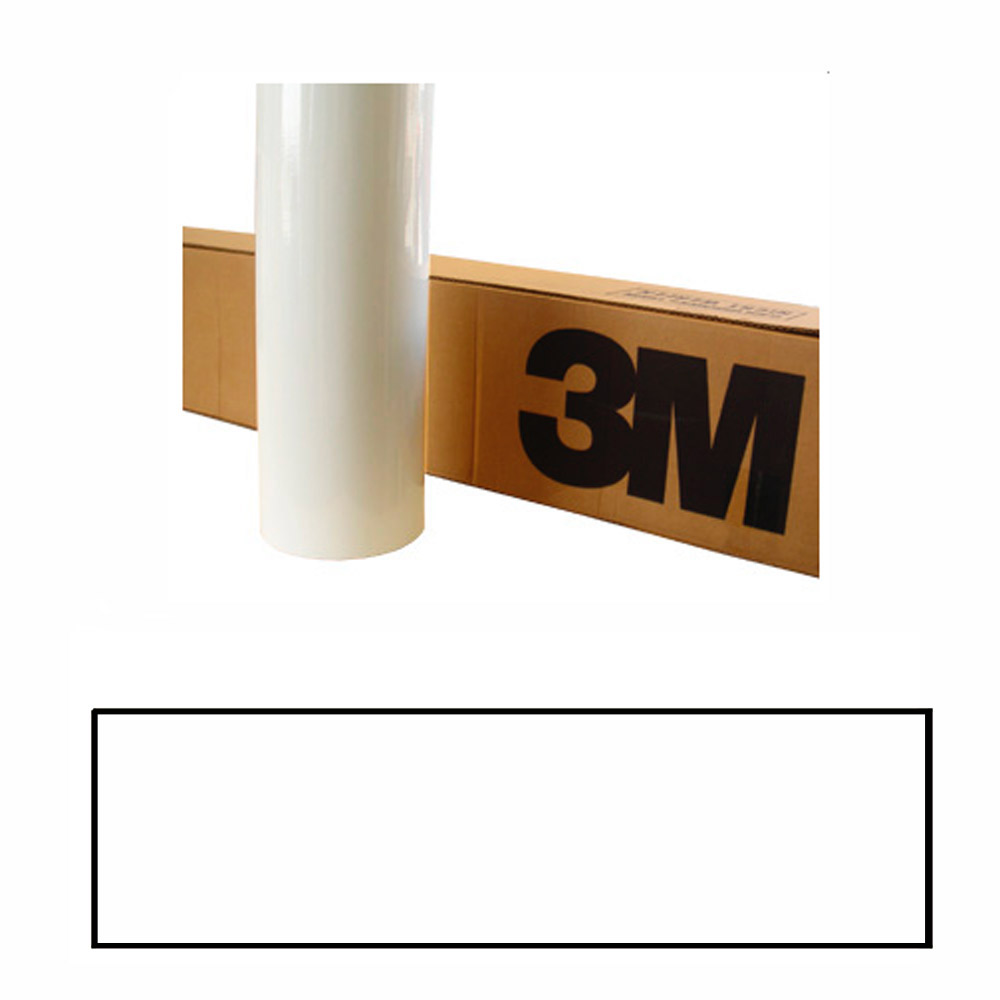 3M Series 50 24In X 10Yd 100 Matte White