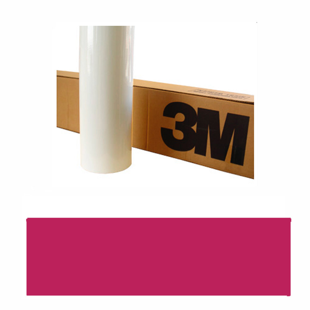 3M Series 50 24in X 50yd 064 Pink