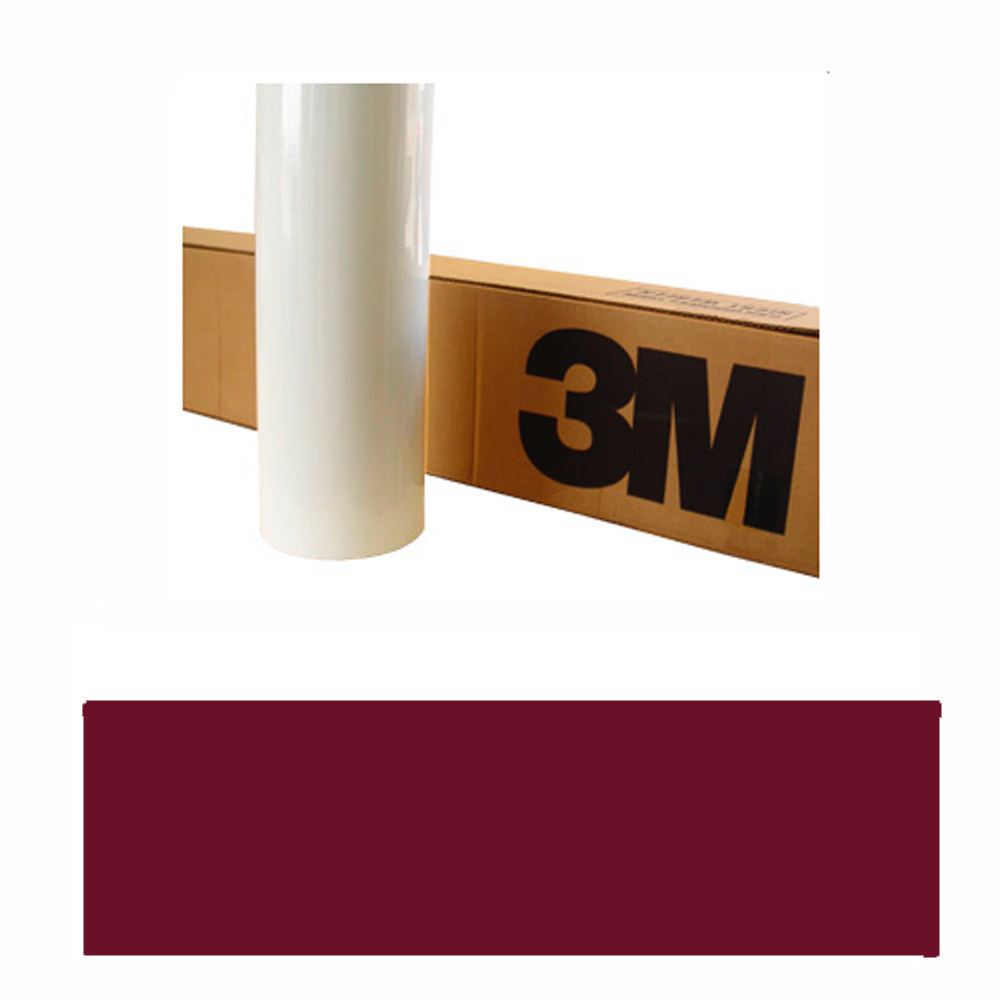 3M Series 50 30in X 10yd 049 Burgundy