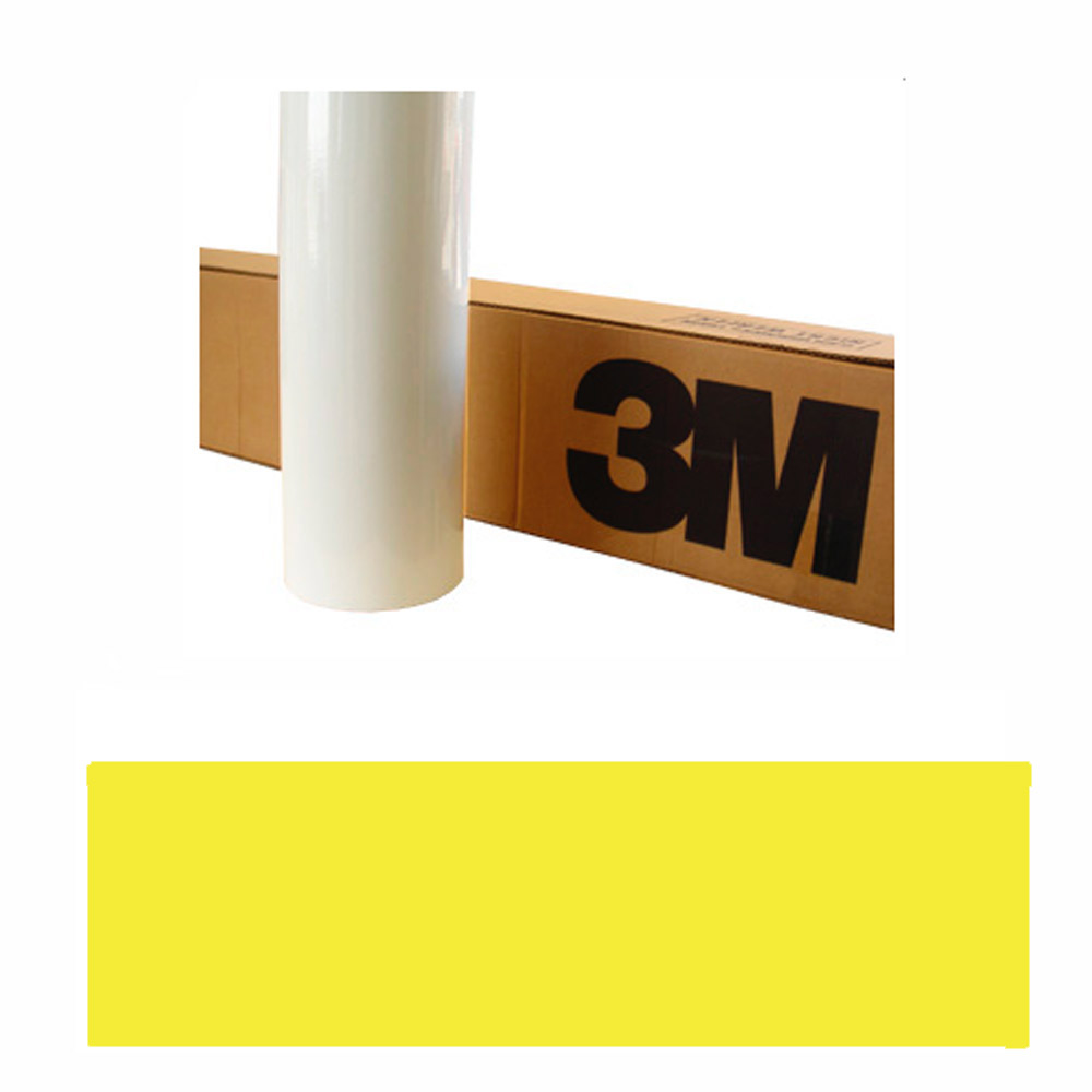 3M Series 50 30in X 50yd 024 Lemon Yellow
