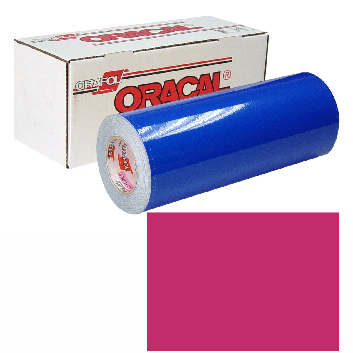 ORACAL 631 Unp 24In X 10Yd 041 Pink