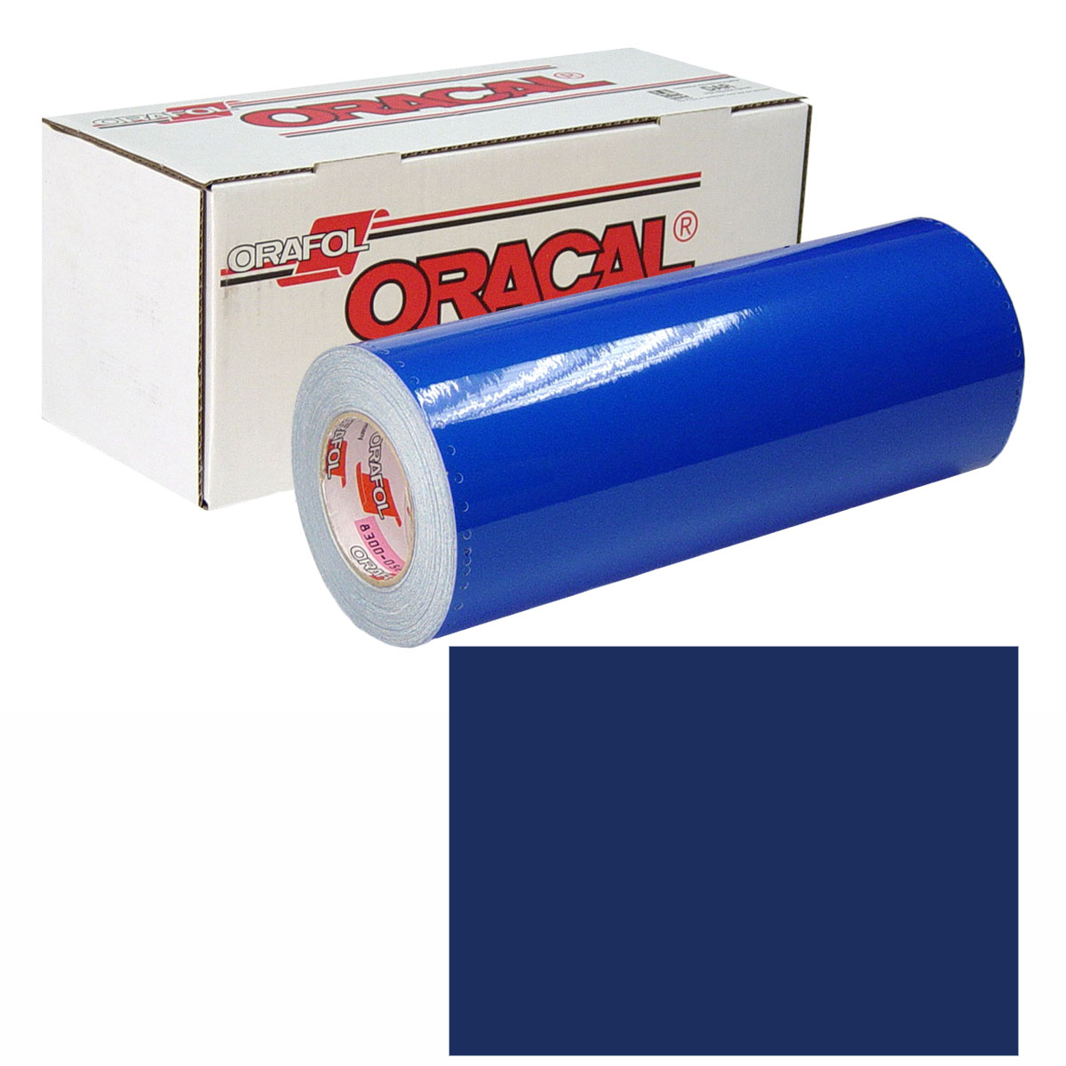 ORACAL 631 Unp 24in X 10yd 050 Dark Blue