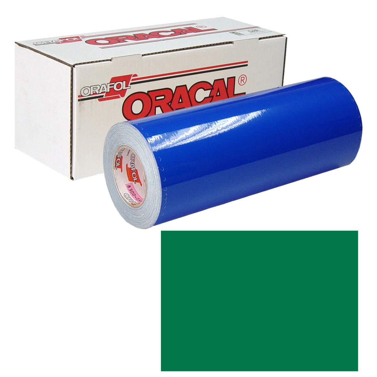 ORACAL 631 Unp 24in X 10yd 061 Green
