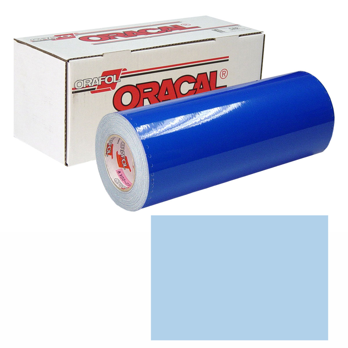 ORACAL 631 Unp 24In X 10Yd 172 Powder Blue