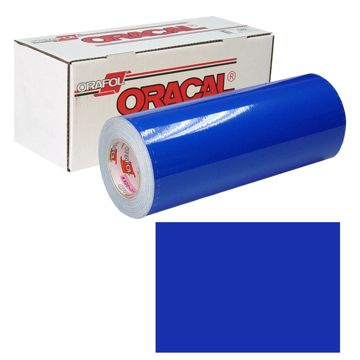 ORACAL 631 Unp 30in X 10yd 086 Brilliant Blue