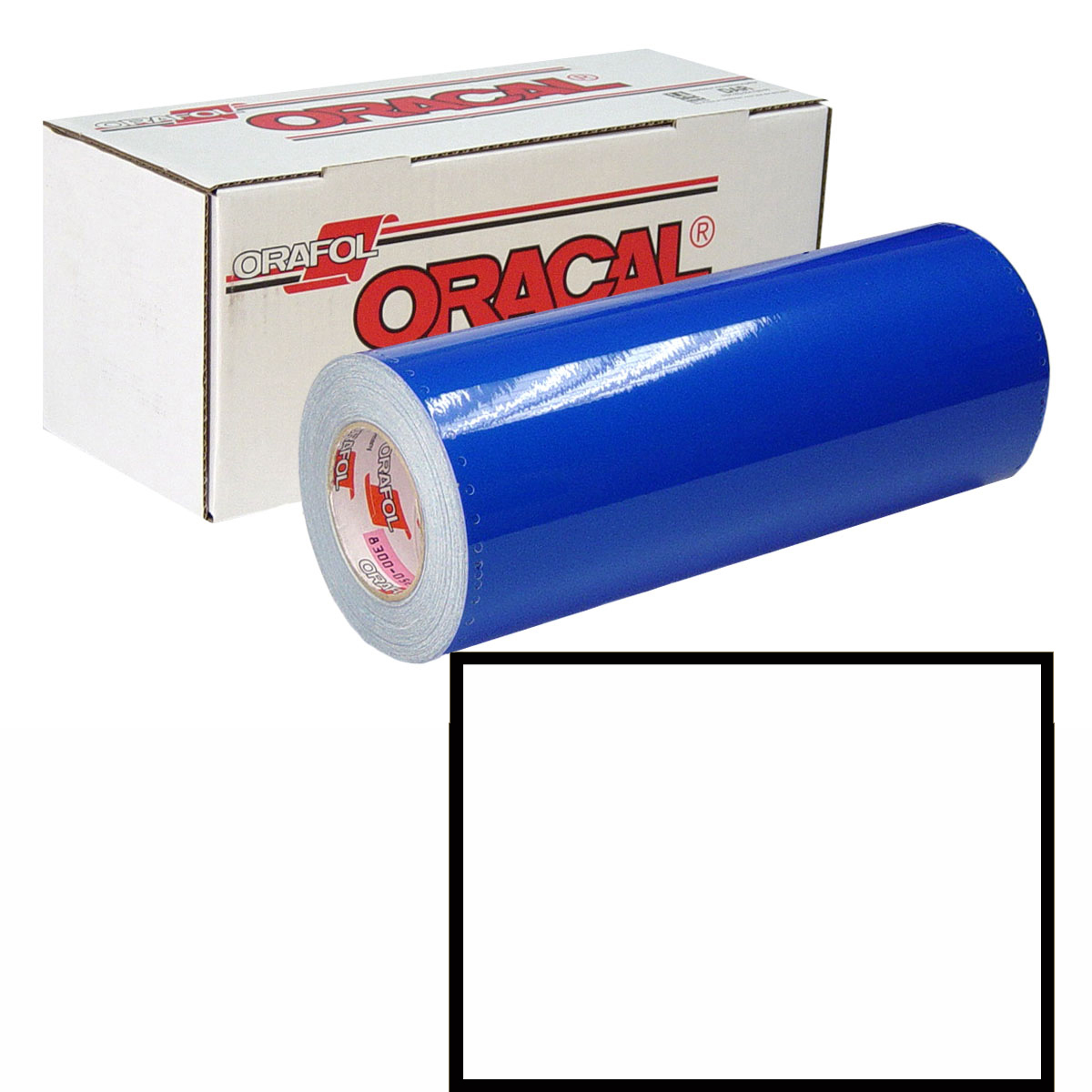 ORACAL 631 Unp 48In X 10Yd 000 Transparent