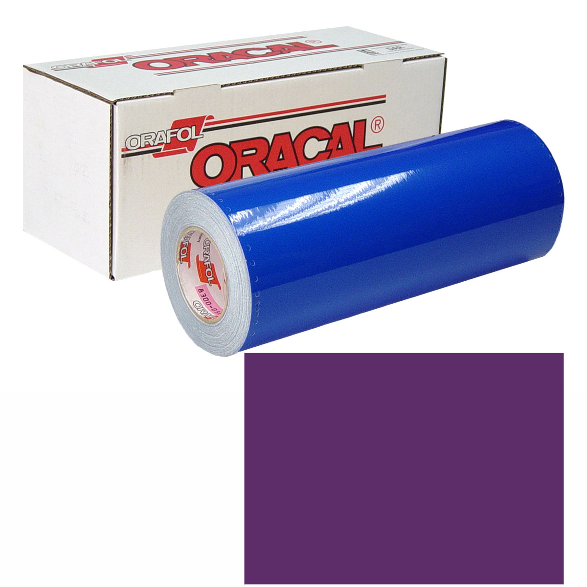 ORACAL 631 Unp 48in X 10yd 040 Violet