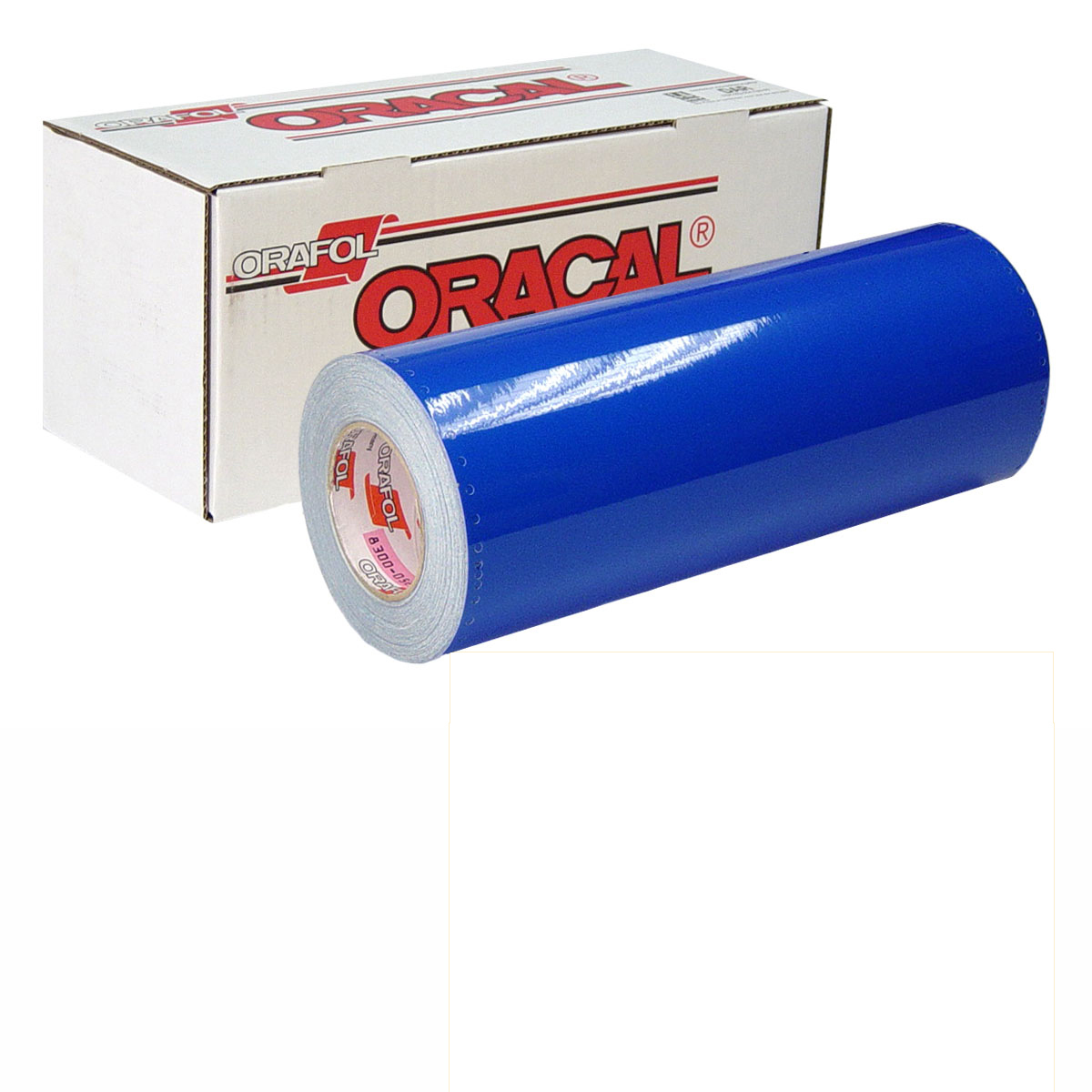 ORACAL 631 15in X 50yd 010 White