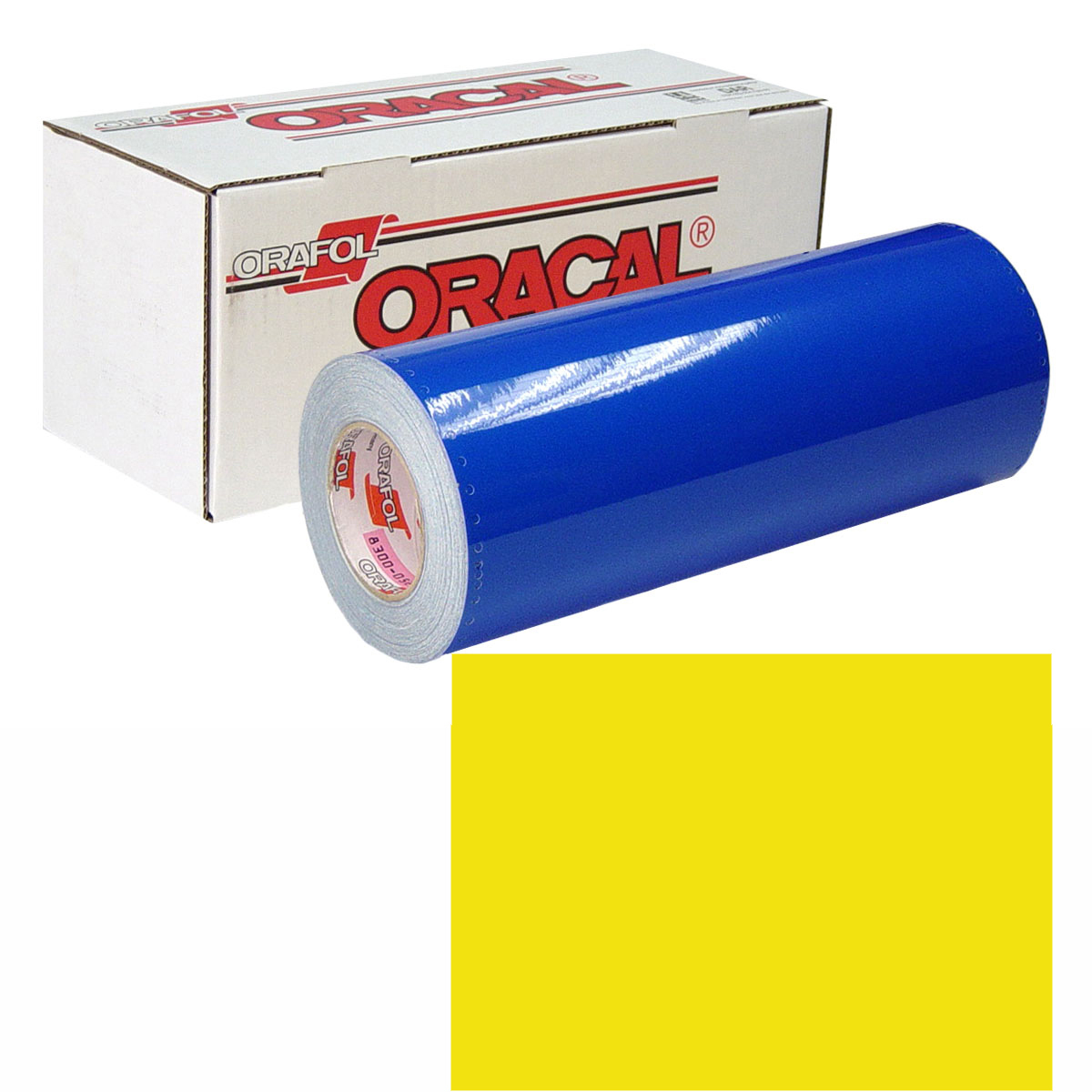 ORACAL 631 15In X 50Yd 025 Brimstone Yellow
