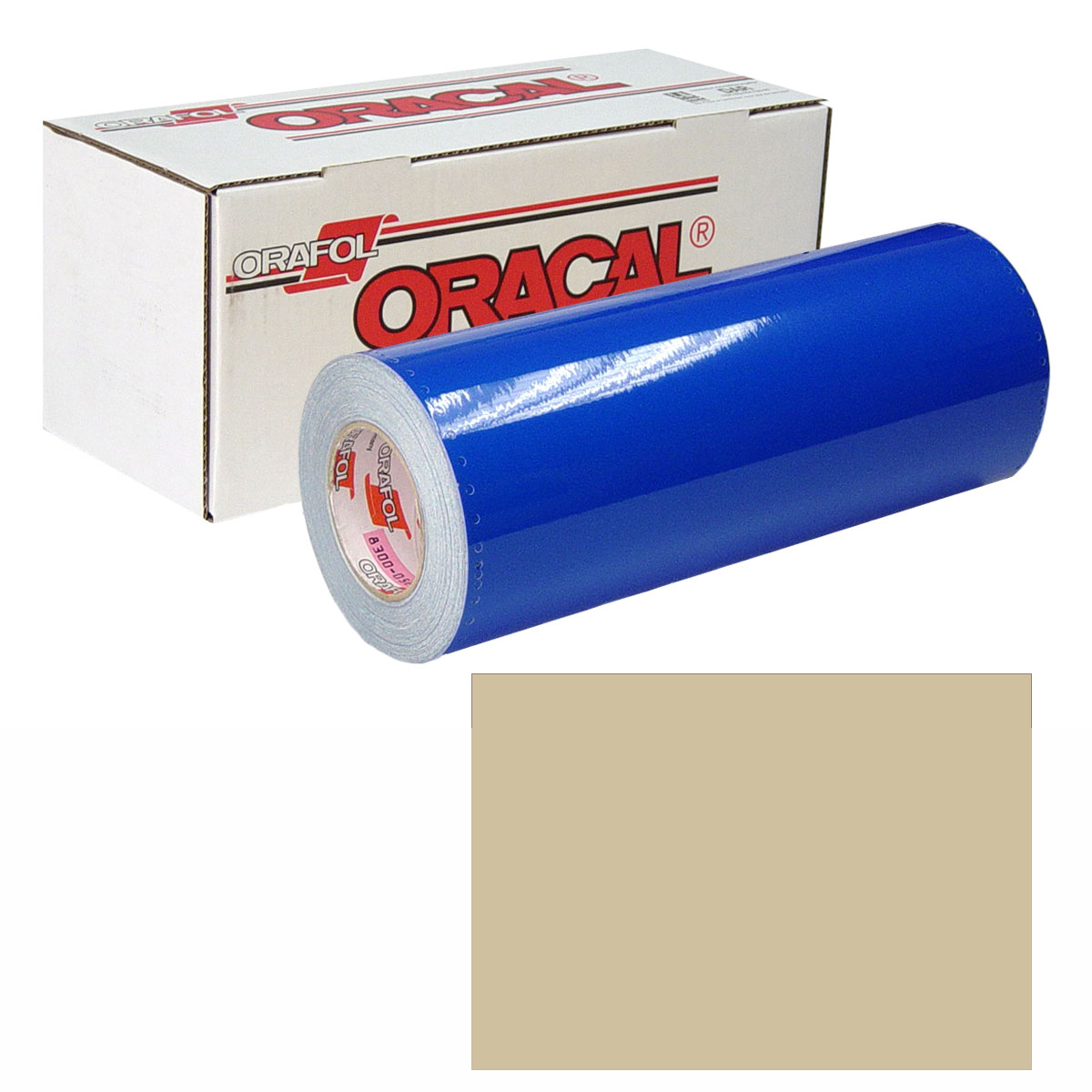 ORACAL 631 15In X 50Yd 082 Beige