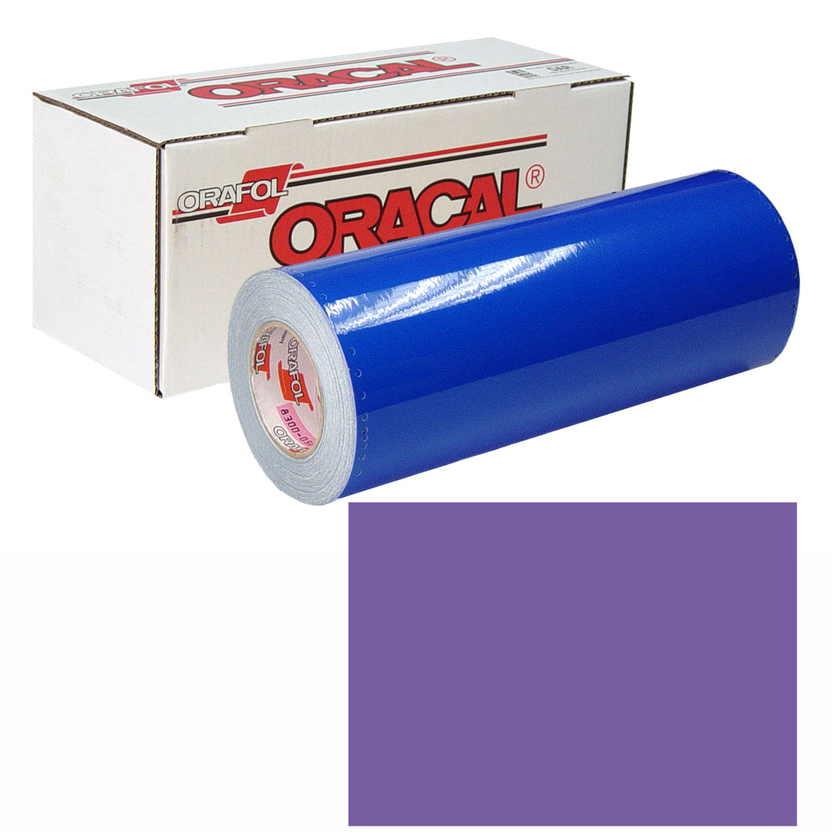 ORACAL 631 Unp 24In X 50Yd 043 Lavender