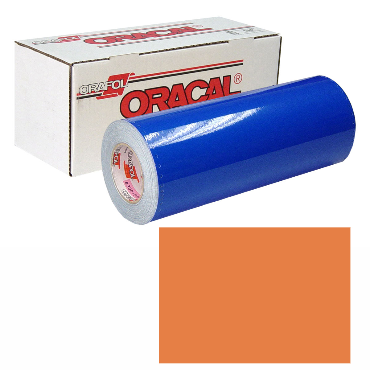 ORACAL 631 Unp 24in X 50yd 391 Persimmon