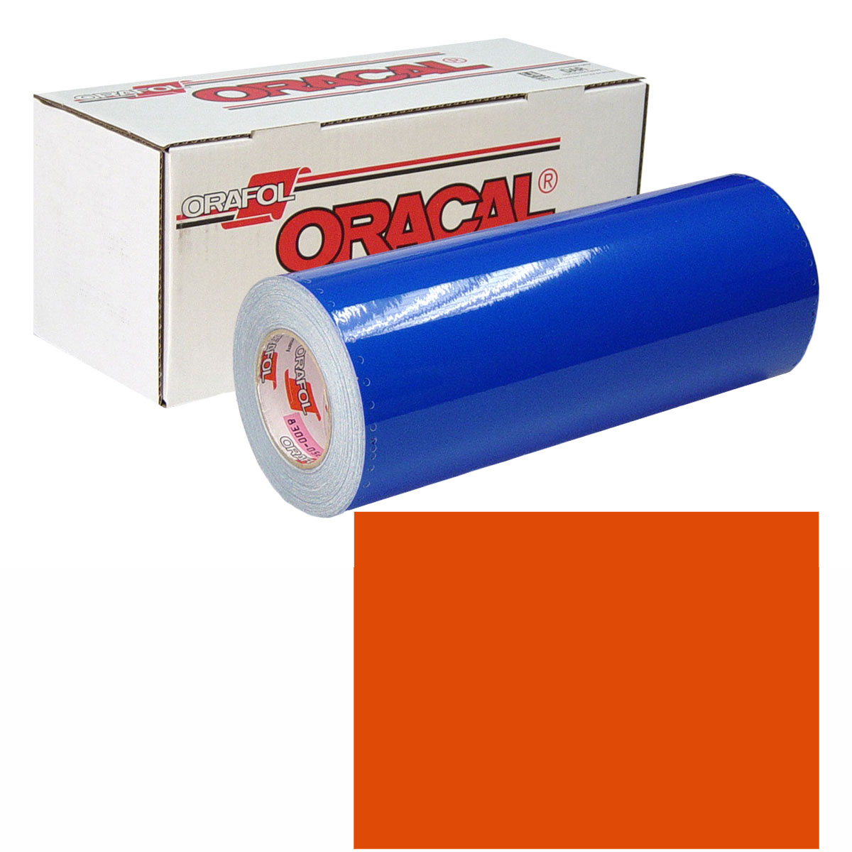 ORACAL 631 30in X 50yd 034 Orange