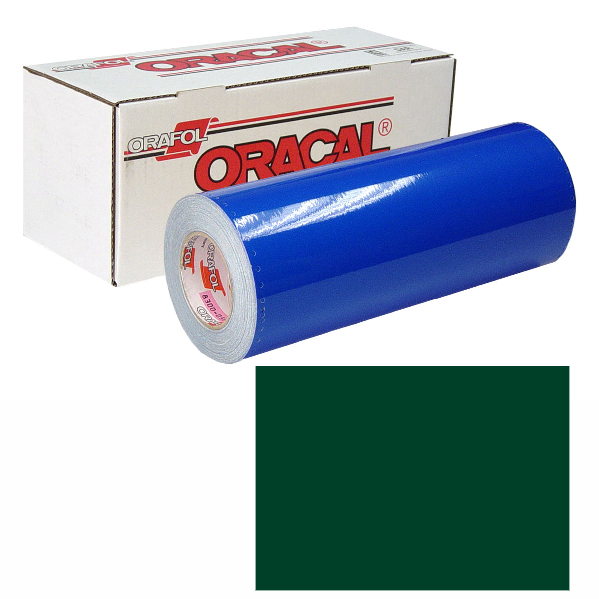 ORACAL 631 Unp 30In X 50Yd 060 Dark Green